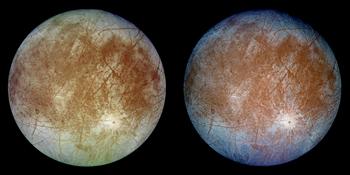 Adakah kehidupan Extraterrestrial di Europa, bulan Planet Jupiter ?